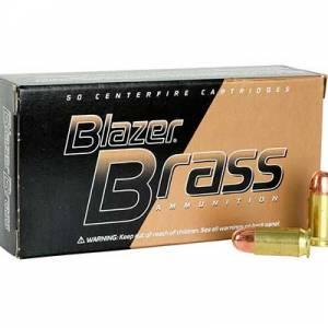 Blazer Brass 45 ACP 230 GR FMJ 50 RD
