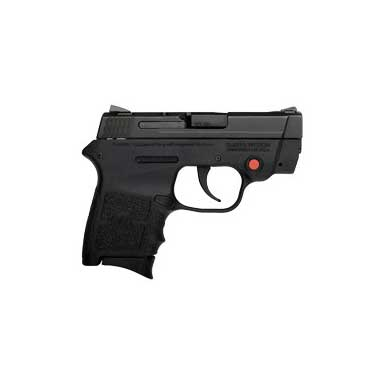 Smith & Wesson M&P Bodyguard 380 with Crimson Trace Laser