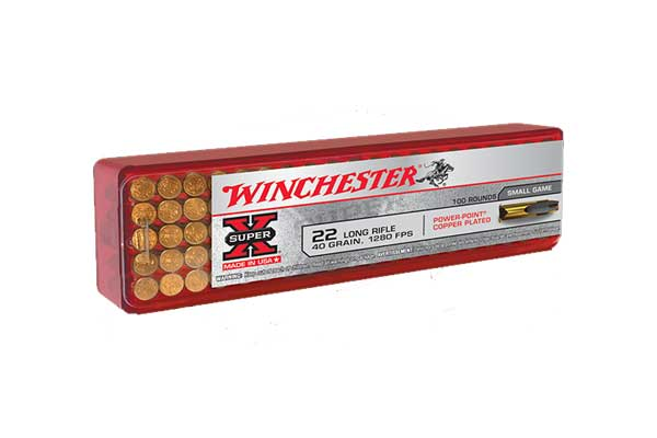 Winchester Super X 22 Long Rifle