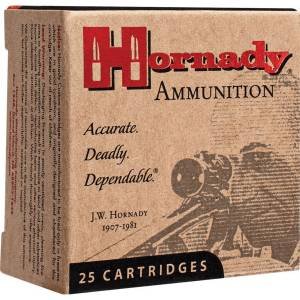 Hornady Ammunition Custom 50AE 300 grain XTP 20 rounds