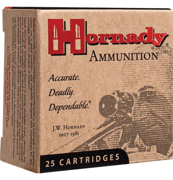 Hornady Ammunition Custom 50AE 300 grain XTP 20 rounds