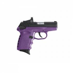 SCCY INDUSTRIES CPX-1CBPURD CPX-1 RD 9MM LUGER